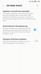 Samsung Galaxy S6 - Android Nougat - Software - Installieren von Software-Updates - Schritt 6