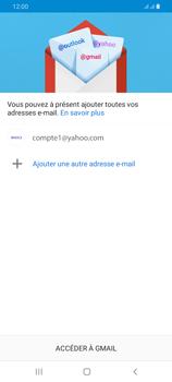 Samsung Galaxy A42 5G - E-mails - Ajouter ou modifier votre compte Yahoo - Étape 14