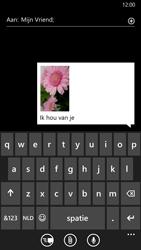 Nokia Lumia 930 - MMS - hoe te versturen - Stap 12