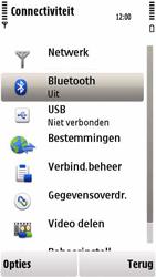 Nokia 5230 - bluetooth - aanzetten - stap 5