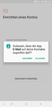 Samsung Galaxy J4+ - E-Mail - Konto einrichten (outlook) - 5 / 14