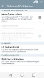 LG Spirit 4G - Gerät - Zurücksetzen auf die Werkseinstellungen - Schritt 6