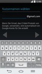 LG D620 G2 mini - Apps - Konto anlegen und einrichten - Schritt 8