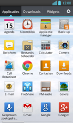 LG P710 Optimus L7 II - SMS - handmatig instellen - Stap 3