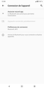 Sony Xperia XZ3 - Bluetooth - connexion Bluetooth - Étape 7