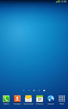 Samsung Galaxy Tab 3 8-0 LTE - Startanleitung - Installieren von Widgets und Apps auf der Startseite - Schritt 11