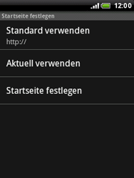 HTC Wildfire - Internet - Apn-Einstellungen - 20 / 20