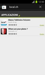Samsung Galaxy S II - Applicazioni - Installazione delle applicazioni - Fase 6