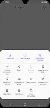 Samsung Galaxy A40 - Internet - handmatig instellen - Stap 25