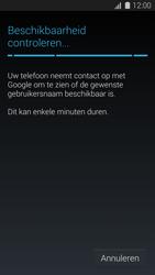 Samsung Galaxy K Zoom 4G (SM-C115) - Applicaties - Account aanmaken - Stap 9