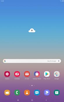 Samsung galaxy-tab-a-10-5-sm-t595-android-pie - Instellingen aanpassen - Nieuw toestel instellen - Stap 33