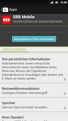 Sony Xperia S - Apps - Installieren von Apps - Schritt 22
