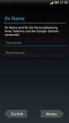 HTC One S - Apps - Einrichten des App Stores - Schritt 6