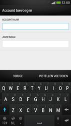 HTC Desire 601 - E-mail - e-mail instellen: POP3 - Stap 21