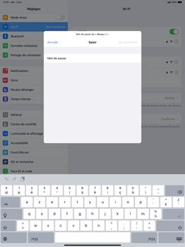 Apple iPad Pro 12.9 (2018) - ipados 13 - WiFi - Configuration du WiFi - Étape 6