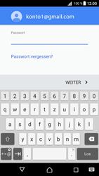 Sony Xperia Z5 (E6653) - Android Nougat - E-Mail - Konto einrichten (gmail) - Schritt 12