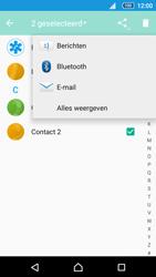 Sony E5823 Xperia Z5 Compact - Contactgegevens overzetten - delen via Bluetooth - Stap 8