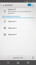 Sony Xperia Z3 - bluetooth - headset, carkit verbinding - stap 6