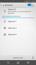 Sony D6603 Xperia Z3 - Bluetooth - koppelen met ander apparaat - Stap 8