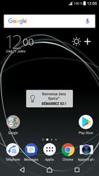 Sony Xperia XZ Premium - Messagerie vocale - configuration manuelle - Étape 1