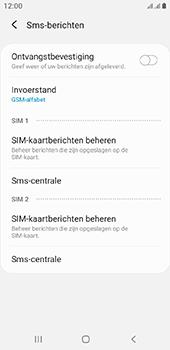 Samsung galaxy-a6-sm-a600fn-ds-android-pie - SMS - Handmatig instellen - Stap 10