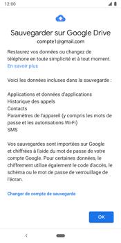 Google Pixel 3 - Aller plus loin - Gérer vos données depuis le portable - Étape 12