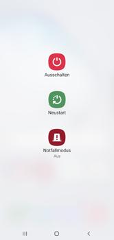 Samsung Galaxy Note 10 - Internet und Datenroaming - Manuelle Konfiguration - Schritt 32