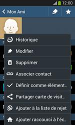 Samsung Galaxy Ace 3 - Contact, Appels, SMS/MMS - Ajouter un contact - Étape 10