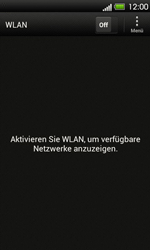HTC One V - WLAN - Manuelle Konfiguration - 3 / 3
