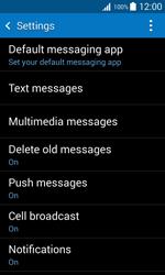 Samsung G318H Galaxy Trend 2 Lite - SMS - Manual configuration - Step 6