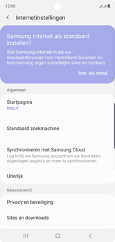 Samsung galaxy-note-10-dual-sim-sm-n970f - Internet - Handmatig instellen - Stap 26