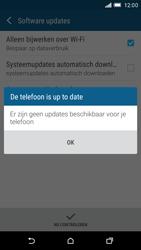 HTC One M9 - software - update installeren zonder pc - stap 7