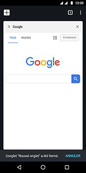 Motorola Moto G6 - Internet et connexion - Naviguer sur internet - Étape 19