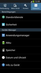 Samsung Galaxy S 4 LTE - Software - Installieren von Software-Updates - Schritt 5