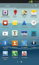 Samsung Galaxy S III Mini - Applicazioni - Configurazione del negozio applicazioni - Fase 3