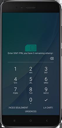 Xiaomi Redmi S2 - Internet - Configuration manuelle - Étape 22