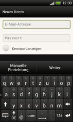 HTC One SV - E-Mail - Manuelle Konfiguration - Schritt 6