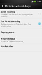 HTC One Mini - Netzwerk - Netzwerkeinstellungen ändern - Schritt 5