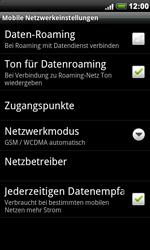 HTC A8181 Desire - Netzwerk - Netzwerkeinstellungen ändern - Schritt 6