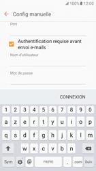 Samsung Galaxy S7 - E-mail - configuration manuelle - Étape 13