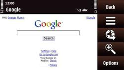 Nokia N97 Mini - Internet - Internet browsing - Step 5
