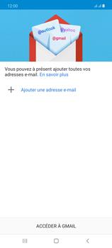 Samsung Galaxy Note20 - E-mails - Ajouter ou modifier un compte e-mail - Étape 6