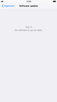 Apple iPhone 6 Plus - iOS 11 - Software updaten - Update installeren - Stap 6