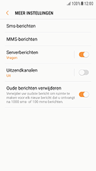 Samsung Galaxy A5 2016 (SM-A510F) - Android Nougat - SMS - Handmatig instellen - Stap 7