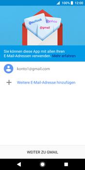 Sony Xperia XZ2 - E-Mail - Konto einrichten (gmail) - 15 / 18