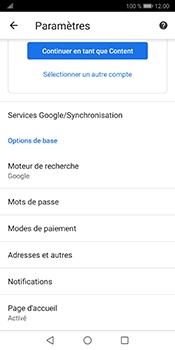 Huawei Mate 10 Pro - Android Pie - Internet et roaming de données - Configuration manuelle - Étape 22