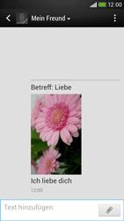 HTC Desire 601 - MMS - Erstellen und senden - Schritt 21