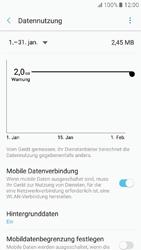 Samsung Galaxy A3 (2017) - Internet und Datenroaming - Prüfen, ob Datenkonnektivität aktiviert ist - Schritt 7