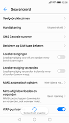Huawei P8 Lite (2017) - sms - handmatig instellen - stap 7