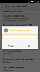 Alcatel OT-7041X Pop C7 - SMS - Configuration manuelle - Étape 8
